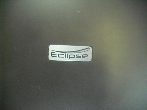 carcaça tampa notebook eclipse cx02
