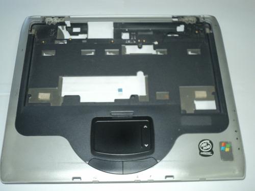 carcaça teclado com touchpad 331565-001 compaq nx9010