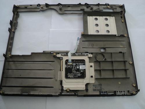 carcaça teclado com touchpad hp compaq presario nc6000