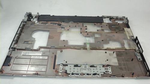 carcaça teclado com touchpad notebook acer aspire 5050-3233