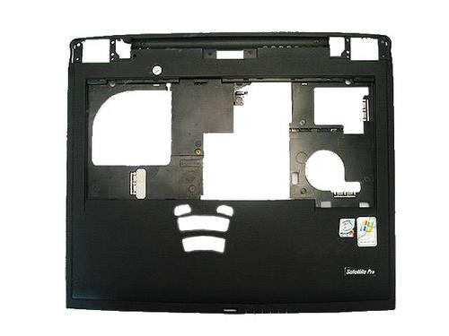 carcaça teclado mouse toshiba satellite pro6000 ps610l-04nvn