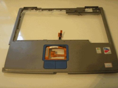 carcaça teclado notebook inspiron 500m