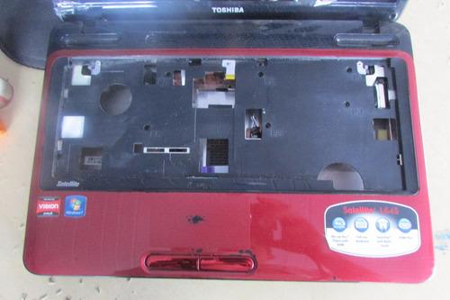 carcaça toshiba l645d-s4106rd
