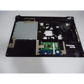 Carcaça Touchpad Do Notebook Itautec Infoway A7520