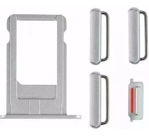 carcaça traseira botões iphone 6s + bateria nova lacrada a1633, a1688, a1700