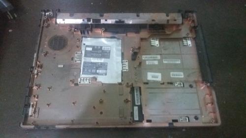 carcaças tampas e moldura notebook hp h530