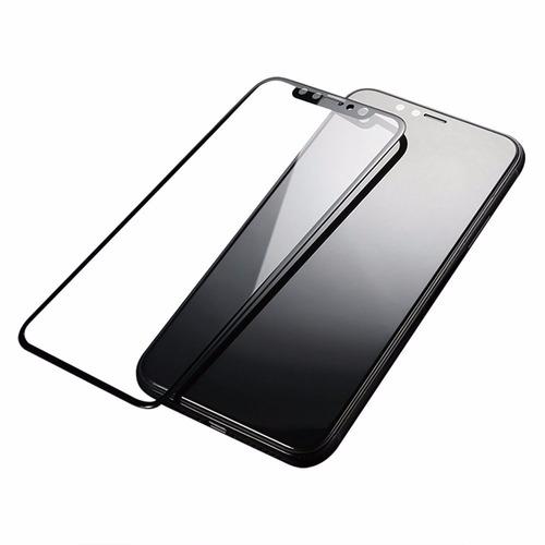 carcasa 360 iphone x 10 armadura + vidrio 3d 2.5 protector