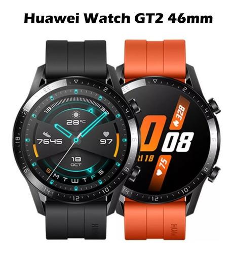 carcasa 360° reloj huawei watch gt2 46mm varios colores