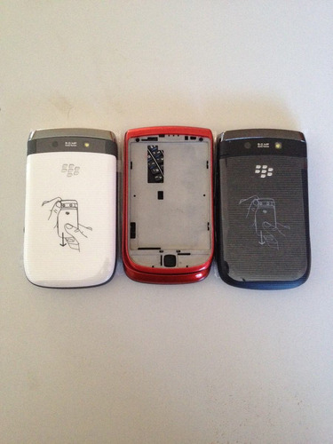 carcasa 9800 blackberry torch 100% original nueva!