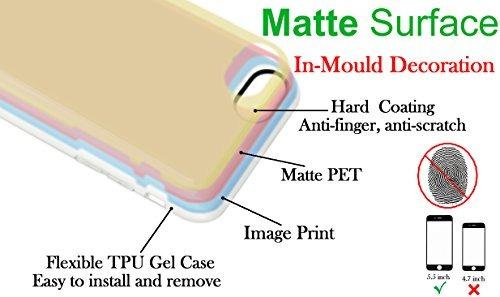 carcasa a-focus marfil brillante diseño esmerilado p/iphone