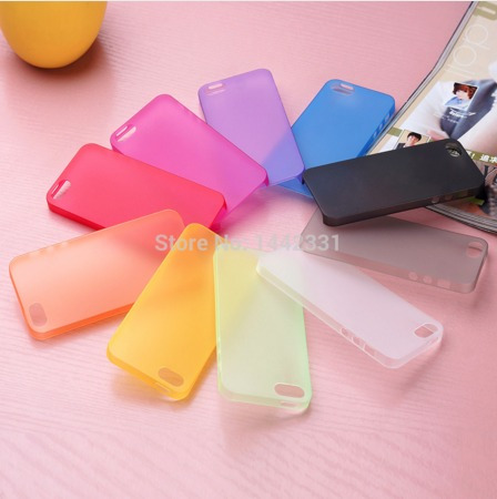 carcasa acrilico iphone 5 - 5s
