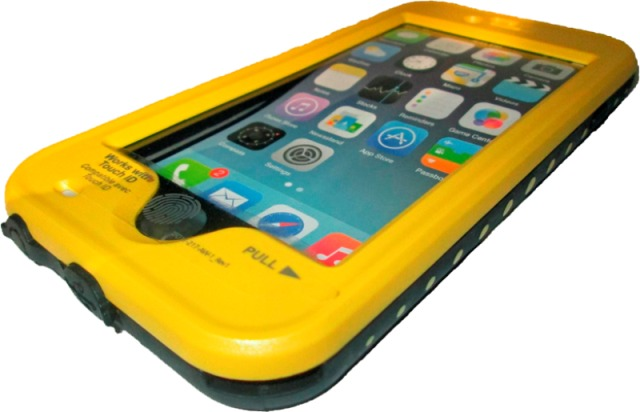carcasa impermeable iphone 6