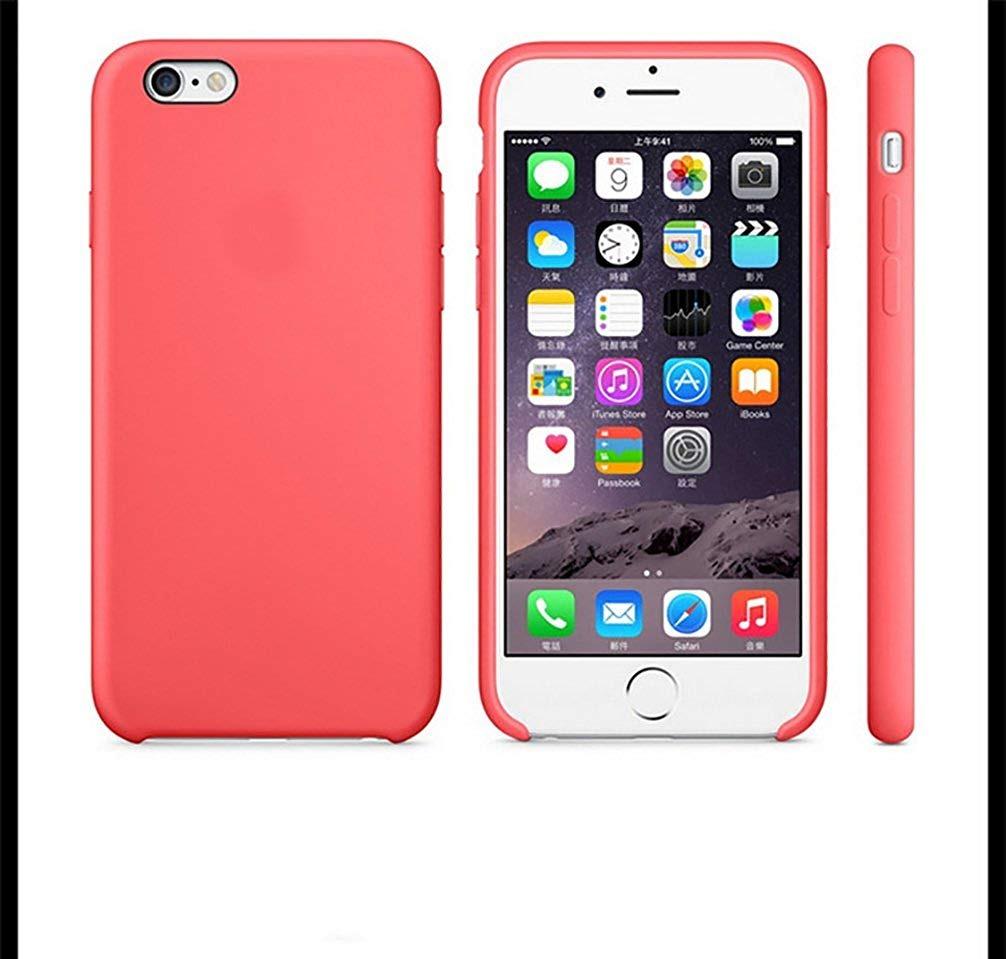 52603334b1e Carcasa Anyos iPhone 5 Case Se 5s Silicona Líquida De Gel D ...