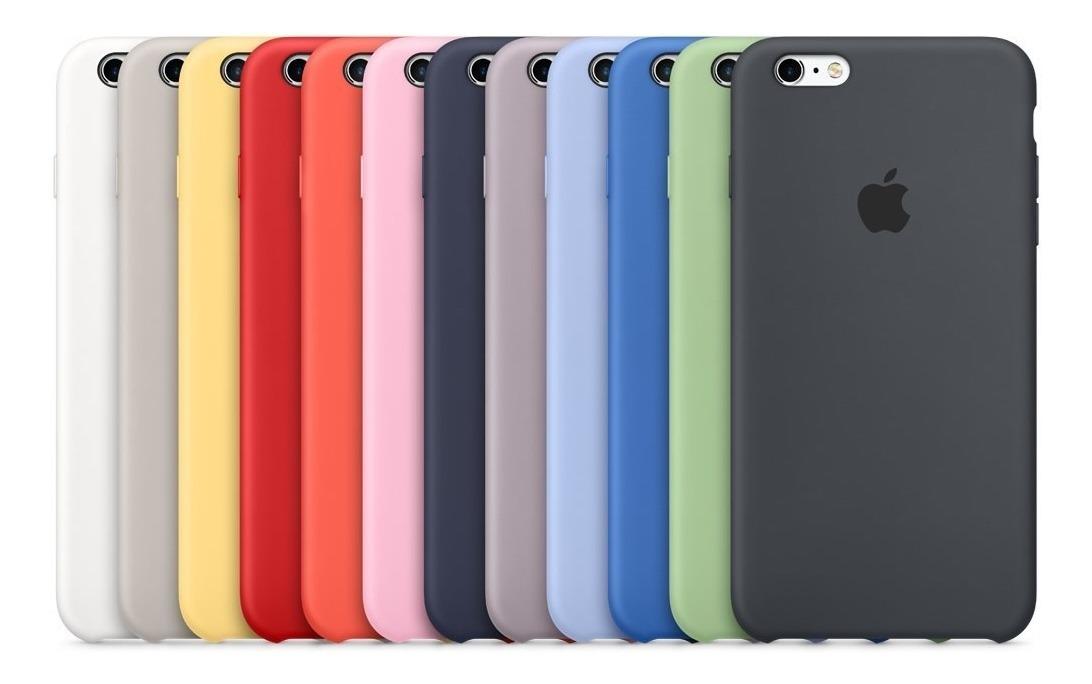 3c16cd03ccb Carcasa Apple De Silicona iPhone 6/6s / 7 / 8 / X - $ 15.000 en ...