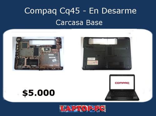 carcasa base compaq cq40-620la en desarme