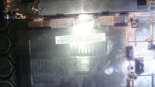 carcasa base inferior gateway ne57205 nv570p ap0vr000160