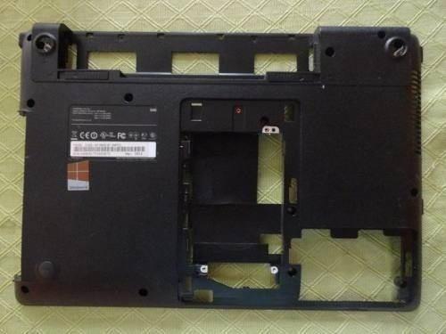 carcasa base inferior samssung np300e4c impecable