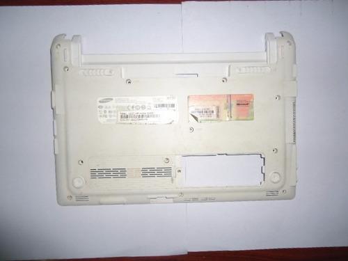 carcasa base samsung np-n150 blanca