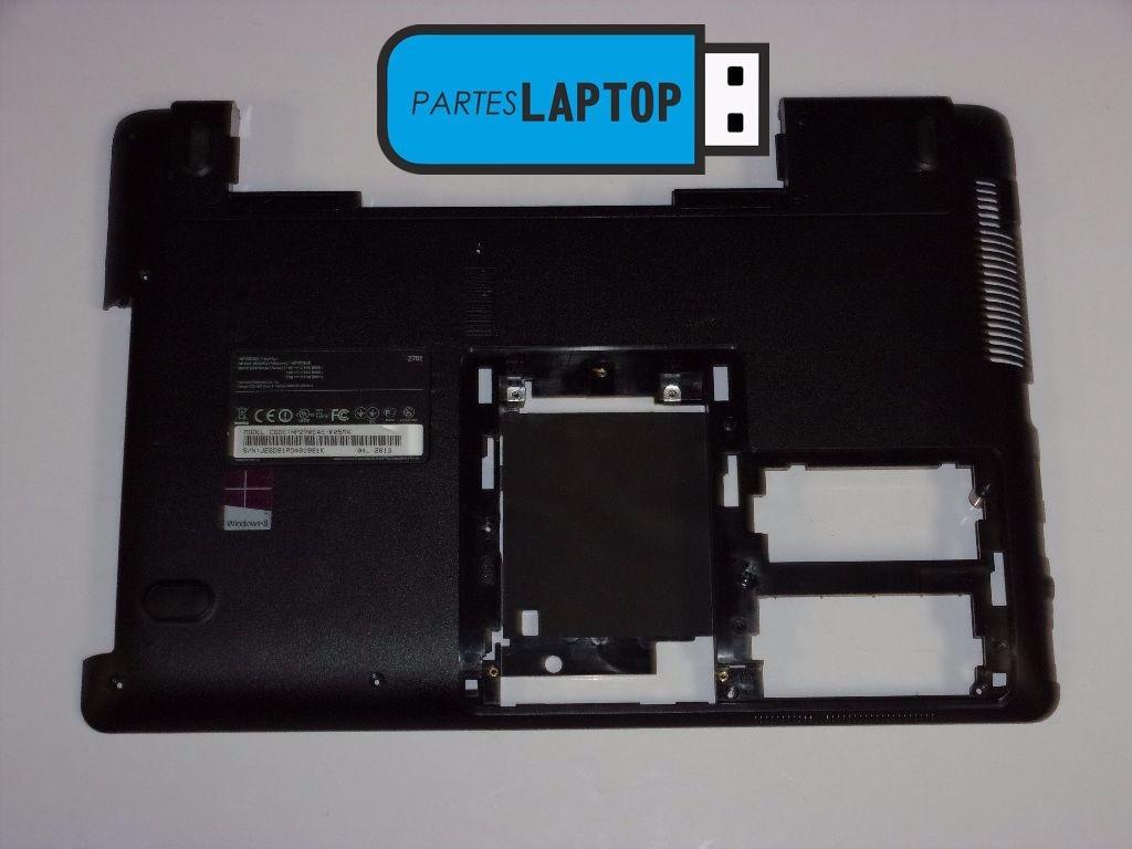 carcasa samsung np300e4e