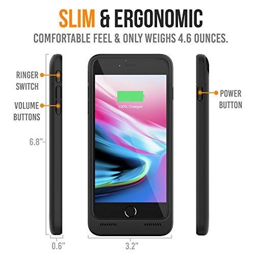 carcasa bateria iphone 8 plus