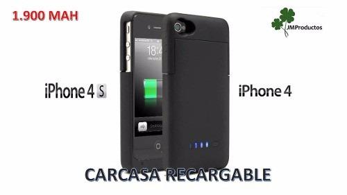 carcasa bateria iphone 4