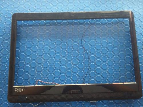 carcasa bezel marco pixxo aio hp-a901d