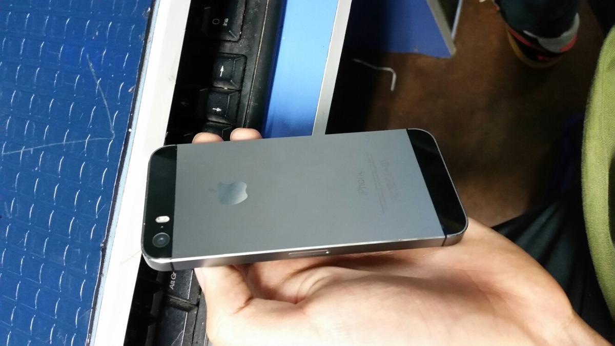 carcasa iphone 5s gris