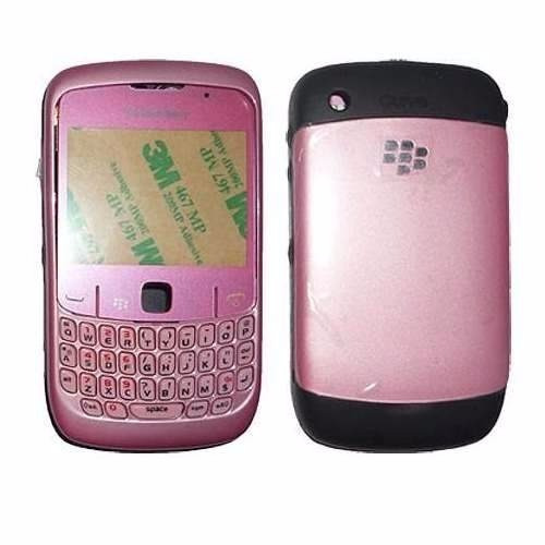 carcasa black berry curve 8520 original