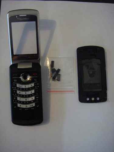 carcasa blackberry 8220