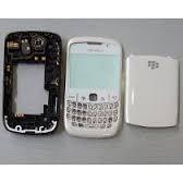 carcasa blackberry 8520 blanca 100 % original