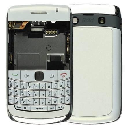 carcasa blackberry 9780 9700 bold 2 c/tapa bateria+teclado