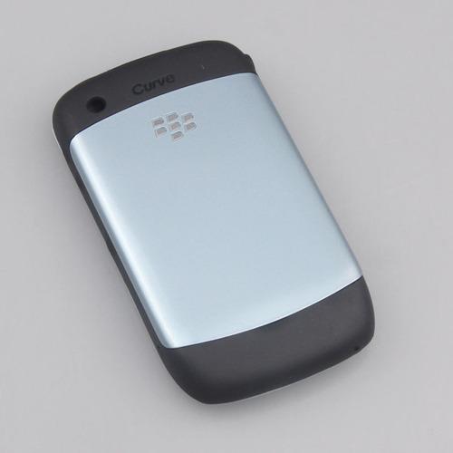 carcasa blackberry curve 8520 original oem full housing azul