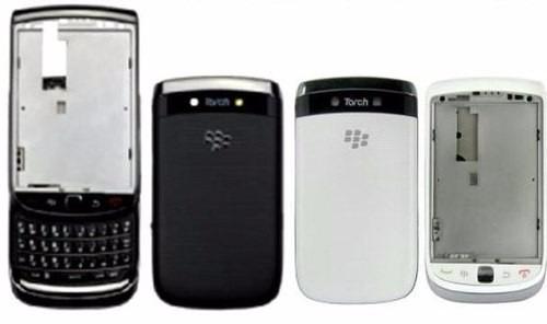 carcasa blackberry torch 9800 nueva,completa. maracaibo