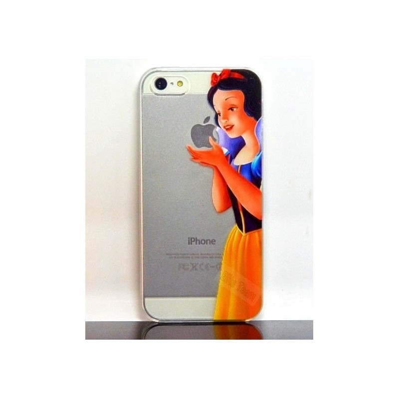 funda iphone 5 blancanieves
