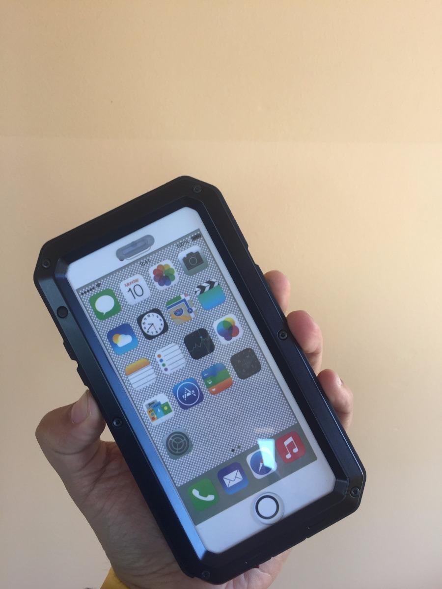 carcasa blindada iphone 6