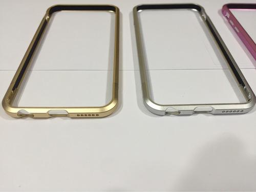 carcasa bumper iphone