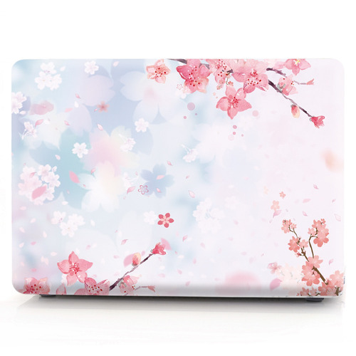carcasa case funda macbook air 11, 11.6 a1465  diseño flores