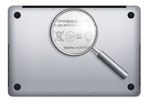 carcasa case funda macbook pro 13 touch bar a2251 a2289