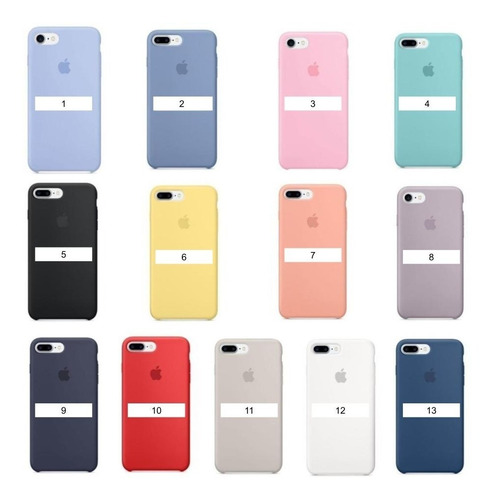 carcasa case iphone original silicona 11 pro max