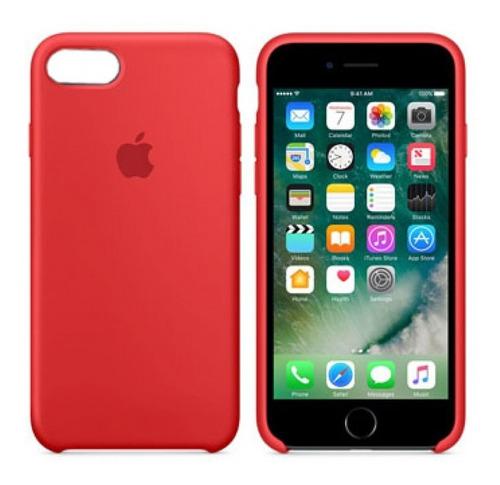 carcasa case iphone original silicona 6 7 8 6/7/8pls 10 x xs