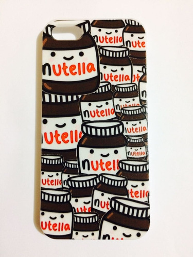 carcasa case nutella iphone 5, 5s, se