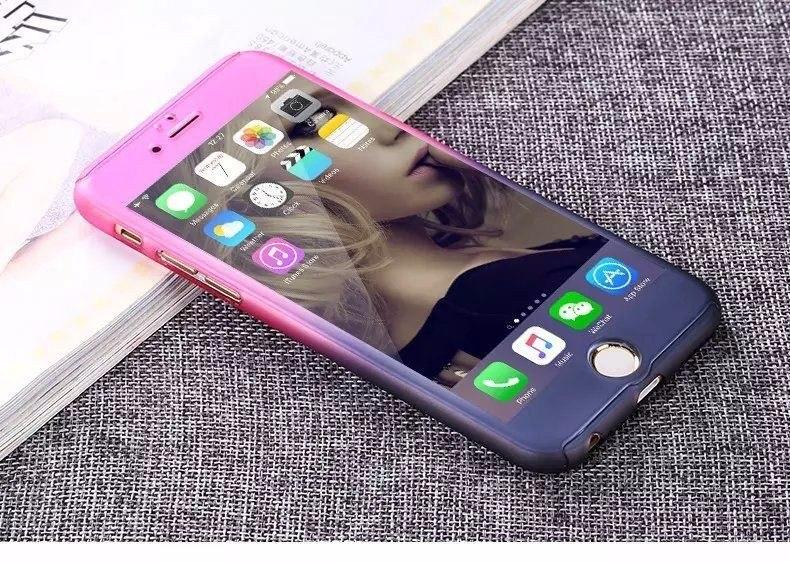 5c0919d513a Carcasa Case Protector 360 Para iPhone 5 + Fibra De Vidrio - S/ 29,99 en Mercado  Libre