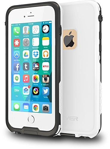 carcasa cellever impermeable anti-golpe-arena-nieve p/iphone