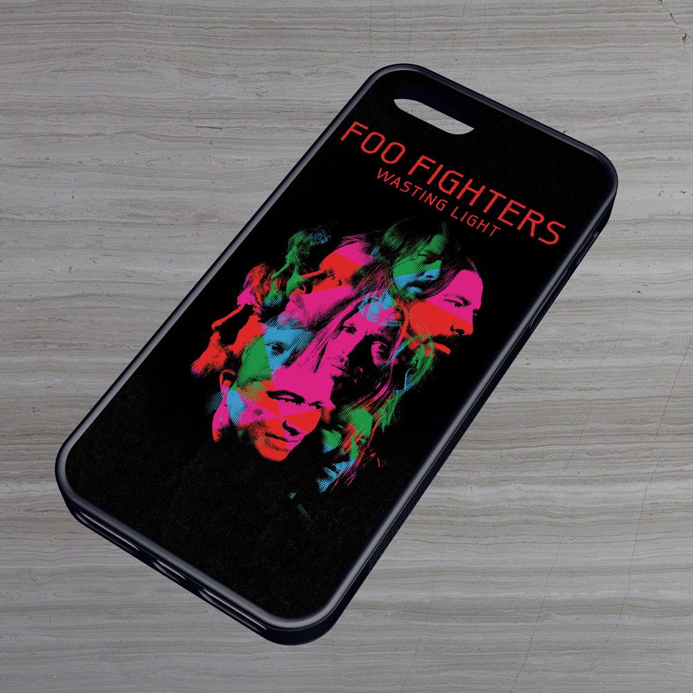 Carcasa Celular Iphone Foo Fighters Wasting Portada 269 00 En