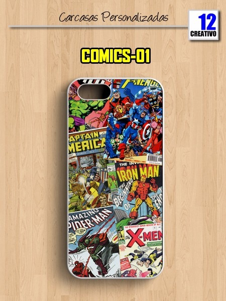 carcasa iphone 8 marvel