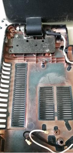 carcasa completa acer e5 511