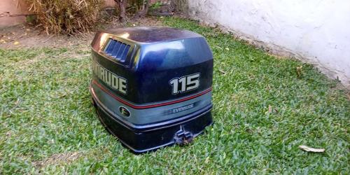 carcasa completa motor evinrude 115 y morse