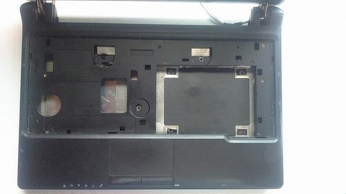carcasa completa netbook samsung n145 plus