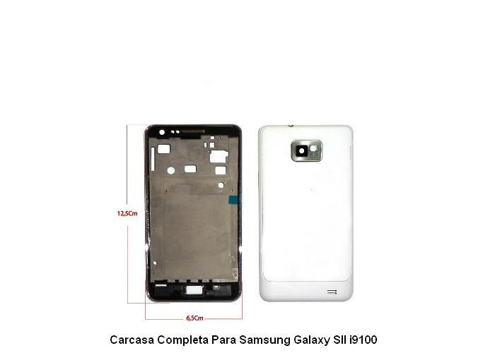 carcasa samsung galaxy s2 gt-i9100