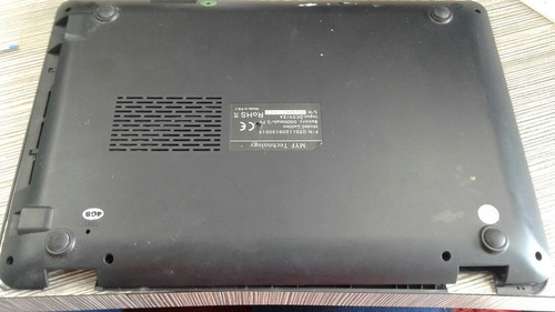 carcasa completa portatil galileo (6296)